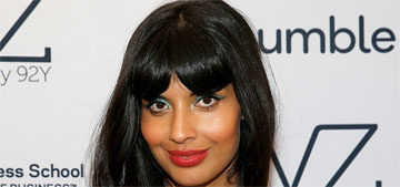 Jameela Jamil: It's sick 'to look at aging as anything other than a privilege'
