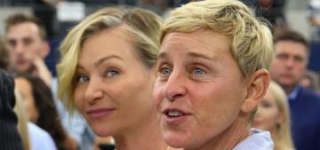 Ellen DeGeneres on her friendship with George W. Bush: 'We're all different'