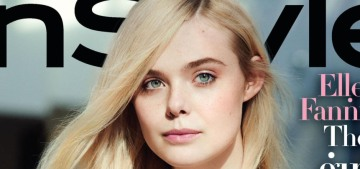 Elle Fanning: 'I fainted in an audition once… fainting is something I do.'