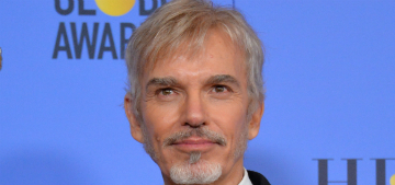 Billy Bob Thornton's psychic mom told him as a kid that he would win an Oscar