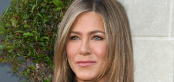 Jennifer Aniston: 'We would so love to have the era of Meg Ryan come back'