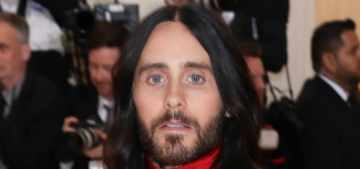 Won't someone find Jared Leto's missing Met Gala head?