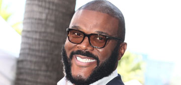 Tyler Perry plans to build a shelter for trafficked girls and boys and battered women