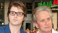 Michael Douglas' son arrested for dealing meth at NY hotel