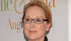 Meryl Streep is grateful to still be working: 'Even I'm sick of me'