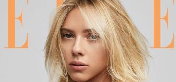 Scarlett Johansson wonders 'what true gender equality looks like'