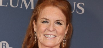 Sarah Ferguson did a bizarre sponcon interview for her cosmetic surgeon