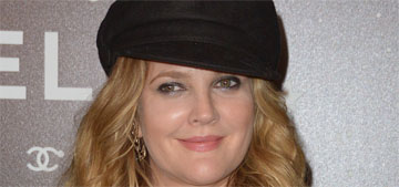 Drew Barrymore got her own talk show, do you think it will be decent?