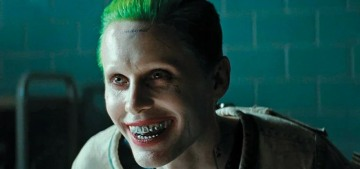 Jared Leto felt 'alienated & upset' when Joaquin Phoenix was cast as Joker