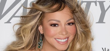 Mariah Carey's therapist told her she didn't have a breakdown, she had a 'diva fit'