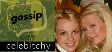 'Gossip with Celebitchy' podcast #33: Remember Britney & Paris flashing?