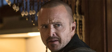 Aaron Paul on his career: You do one film that's not a success and you're damned