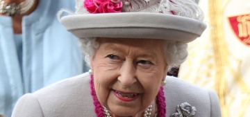 Queen Elizabeth II stepped out with actual 'future queen' Camilla at Westminster