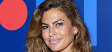 Eva Mendes went to SuperCuts instead of a fancy hair salon: would you??