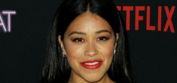 Gina Rodriguez dropped the n-word in an Instagram Story, then offered a fauxpology