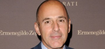 Matt Lauer 'had an affair' with a famous broadcaster, then pushed her out of NBC