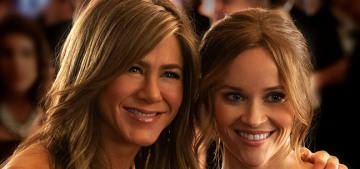 Jennifer Aniston & Reese Witherspoon got $2 million per episode for 'TMS'
