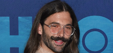 Jonathan Van Ness is partnering with Poo-Pourri: 'I've dealt with poo shame'