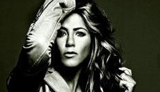Jennifer Aniston says she sort-of embraces 'lonely girl' image