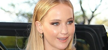 Jennifer Lawrence's wedding menu involves beef, s'mores, liquor… and no pizza?