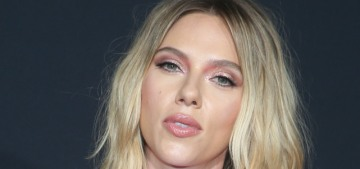 Scarlett Johansson gushes about Colin Jost's 'James Bond situation' proposal