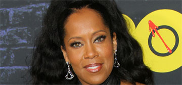 Regina King loves shopping at Costco and the .99 Cent store, ditto