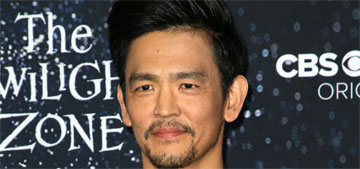 John Cho needed emergency surgery on his knee after a serious injury on set