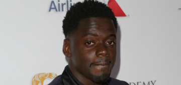 A live action Barney the dinosaur movie is coming from Daniel Kaluuya