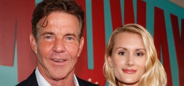 Dennis Quaid, 65, is engaged to a 26-year-old he's only dated for about five months
