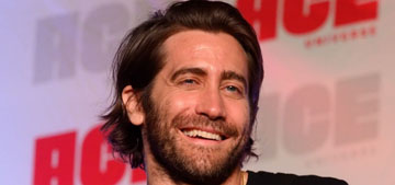 Jake Gyllenhaal saved a dalmatian in the middle of an intersection
