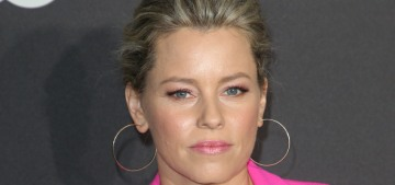 Elizabeth Banks: 'I'm trying to age gracefully, I've never had a needle in my face'