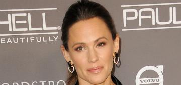 Jennifer Garner calls giving birth 'the most romantic day'