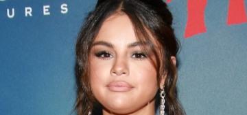 Alright, let's talk about this stupid Selena Gomez-Hailey Baldwin drama