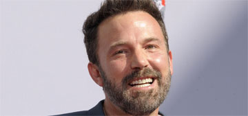 Ben Affleck is using a celebrity dating app to find a partner who is not a celebrity