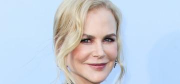 Nicole Kidman reapplies her SPF 100 sunscreen every 90 minutes 'every single day'