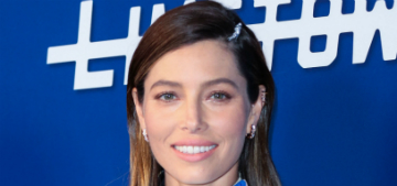 Jessica Biel wants to work in a morgue, finds dead bodies fascinating