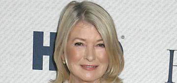 Martha Stewart shades Felicity Huffman's schlumpy prison style
