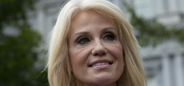 Kellyanne Conway berated, demeaned & threatened a female journalist on the record