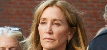 Felicity Huffman was released from prison after 11 days, will she do an interview?