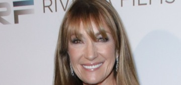 Jane Seymour's advice to young actors: 'Don't tattoo yourself, you're a blank canvas'