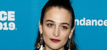 Jenny Slate on her use of slurs: 'You can't use that language because it's all flammable'
