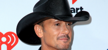 Tim McGraw is super fit at 52, decided to 'be in the best shape of my life'