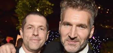 David Benioff & Dan Weiss have pulled out of the 'Star Wars' franchise, huh