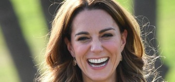 The Duke & Duchess of Cambridge are a 'perfect golden couple,' apparently