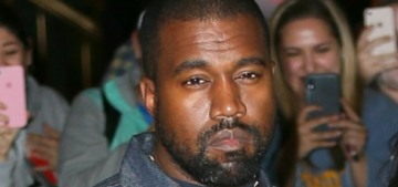 Kanye West: 'The richest thing that you can have is as many children as possible'