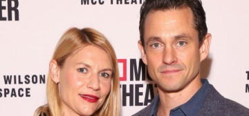 """""""Claire Danes & Hugh Dancy are still going strong, are you surprised?"""" links"""