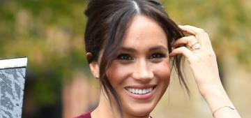 Duchess Meghan receives a letter of solidarity & support from 72 female MPs
