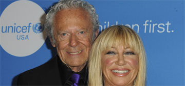 Suzanne Somers, 73, and her 83 yo husband get shots to have sex twice a day