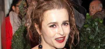 Helena Bonham Carter shares a 'fur baby' with her cute, younger boyfriend
