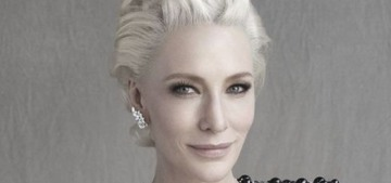 Cate Blanchett: It's 'important to fold in the lessons learnt from second-wave feminism'